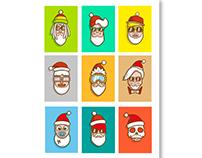 Santa claus sociostyle