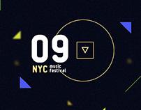 NYC music festival