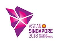 Singapore's 2018 ASEAN Chairmanship Logo
