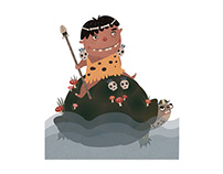 Jing's Castle Board Game:Character Design2