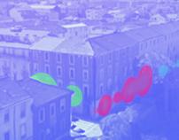 Hyperglue –– Interactive data walk