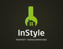 Diseño de Logotipo Instyle Property transformations