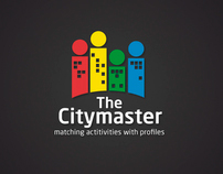 Diseño de Logotipo The city master