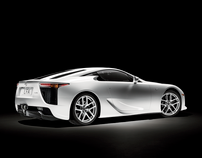 Lexus LFA user guide