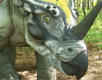 Exhibit & Sculpture Design for Nature Park (CT)