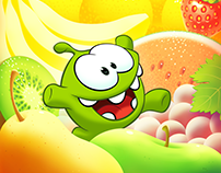 Cut The Rope Hungry For Fruit