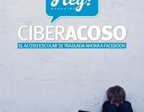 Diseño editorial - Hey! Magazine