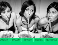 Spaghetti Fashion, bloggers