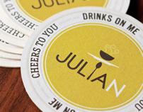 Julian – Restaurant Branding