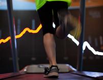 Interact Treadmill - Tenerife BlueTrail 2019
