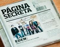 Eden - Página Secreta