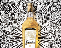 TEQUILA EL JIMADOR / illustration for global campaign