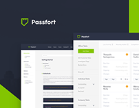Passfort Platform & Marketing Website