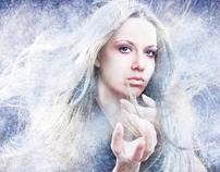 Lady Snowflake