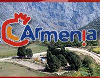ArmeniaInfo's new website screens