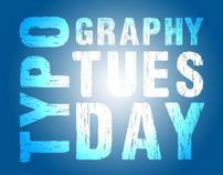 #TypographyTuesday