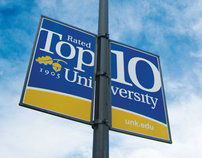 UNK Top 10 University Signposts