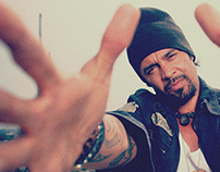 Michael Franti - site design