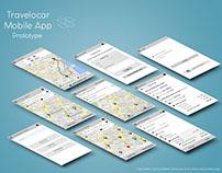 Travelocar Mobile App_ Prototype