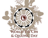 "Logo Design for ""World Tai Chi & Qigong Day 2011"""
