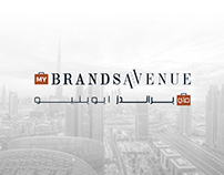 Logo Design for MYBRANDSAVENUE.com