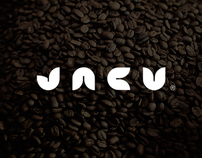 Jacu Coffee Roastery - Visual identity/Branding