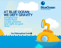 blue ocean website
