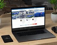 Toksoz Group Web Site