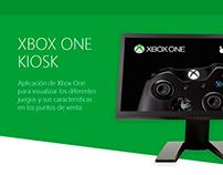 Xbox One Kiosk