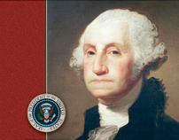 Great American Presidents — book/cover design