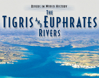 Rivers in World History — book/cover design
