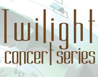 Twilight Concert Poster
