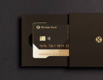Shinhan Bank Private Wealth Management Credit Card