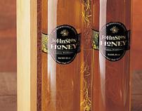 Johnston Honey Rebranding