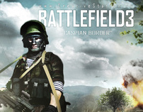 Battlefield 3 Caspian Border