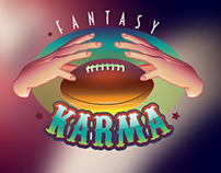 Fantasy Karma Logo Design
