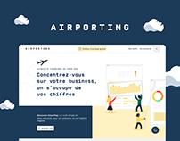 Airporting — Homerun