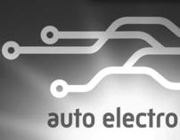 Auto Electronics – Identity & Stationery