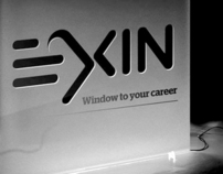 Exin – Re-brand & Global roll-out