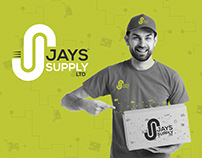 Jays Supply Ltd - Brand Identity Design