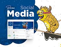 Beema - Social Media