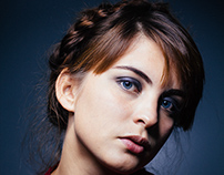 Portrait, Sofía
