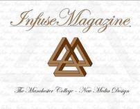 Infuse - Student Magazine