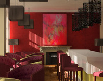 Bannatynes Boutique Hotel - 3D Visualisation