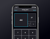 Ratio Pro: Golden Ratio Calculator App