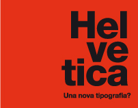 Helvetica…?. Exhibition graphics and curatorship