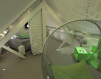 Spicer Street Loft Conversion - 3D Visualisation