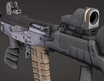 IMI, Galil - Micro Assault Rifle