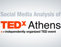 TEDxAthens 2011 - Video Infographic