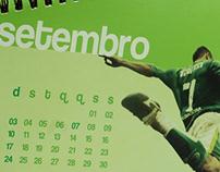 LANCE! Desktop sports calendar